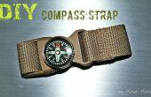 DIY kompas Strap
