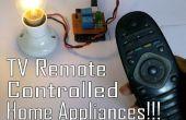Uw Home-apparatuur met TV afstandsbediening bedienen!
