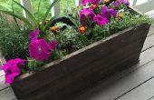 Betaalbare planter vak