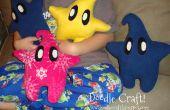 Mario broer geïnspireerd LUMA kussens!  Makkelijk cadeau voor kinderen om te geven!
