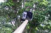 DIY: HOW TO TURN een bezem in een GOPRO SELFIE POLE
