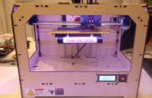 100% warp-Free MakerBot 3D printen