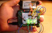 Arduino: Elektronische dobbelsteen (met behulp van willekeurige getallen)