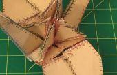 Hoe een houten origami kraan [vouwen]