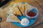 Snel, makkelijk en heerlijk, Quesadillas