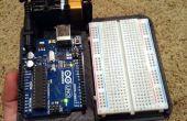 Alles in één Prototyping plaat voor Arduino Uno