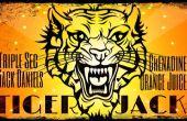 Hoe maak je een tijger JACK COCKTAIL