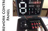 Vuurwerk-controlemodule