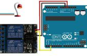 Plug en Play externe relais (framboos en Arduino en lezen van sensoren)