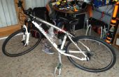 Plug-in Bike Stand voor Xpedo pedalen (Face Off)