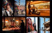 Hoe niet te worden een klimplant - reizen/Street Photography