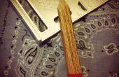 Eiken timmermanspotlood van hout