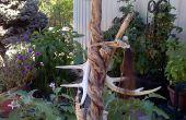 DIY Solar Lamp met hulp van moeder natuur & CABOT WoodCare producten