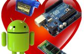 Aurduino + Android + Bluetooth = stout / Nice Meter - deel 1 van 2