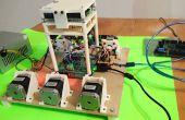 """Hoe het bouwen van een aangepaste """"bed of nails"""" tester voor uw 3D-printer elektronica"""