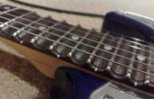 Jakobsvrucht uw gitaar (standaard mantel, Frets 14-21)