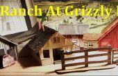 Een Diorama: de Ranch op Grizzly Flats