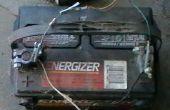 Toepassingen voor dode auto batterijen en verzegelde lood-zuur batterijen