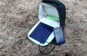 Hoe maak je een zonnecel telefoonlader