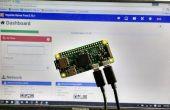Raspberry Pi nul + Repetier Server