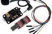 Arduino stem / spraakherkenning met Geeetech Module [Tutorial]