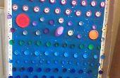 Space invaders marmeren lopen school fete spel (en wiskunde leuk)