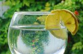 Hoe maak je gezonder proeverij kraanwater