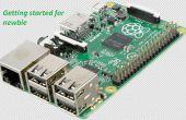 Raspberry PI-aan de slag voor newbie