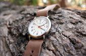 6 pols horloge overleving hacks