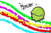 Naai je eigen voelde Microbe pluche