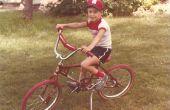 Herbeleef uw jeugd met uw eerste fiets