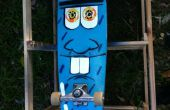 How To Paint een Skate Deck