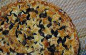 Nacht hemel Blueberry Pie