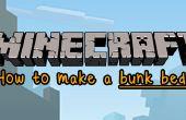 Minecraft: Hoe maak je een stapelbed