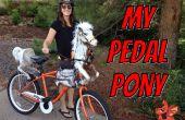 Mijn Pony pedaal: een kostuum voor uw fiets
