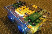 Dance Dance Roverbot! Een licht geactiveerd dansen Snap Circuits programmeerbare Robot te bouwen.
