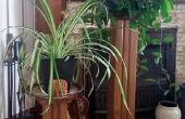 Van Hymnal Racks te planten Stands - een oefening in het hergebruik van de architecturale hout bevindingen