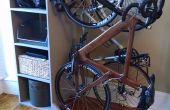 Vrijstaande Bike Rack/boekenkast