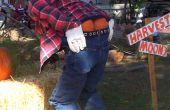 Grappige Scarecrow Halloween decoratie
