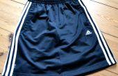 ♥ DIY Shorts in rok   snelle & gemakkelijk   Hoe   handleiding