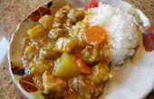 Hoe maak Japanse Curry - de gemakkelijke manier!