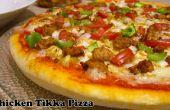 Maak een perfecte Pizza - met 2 lekkere Toppings!
