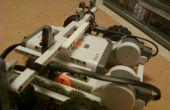 Lego NXT met een wiimote controle