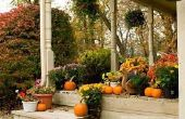Outdoor Decoration voor Thanksgiving