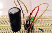 Hoe te maken van een 555 timer chip circuit