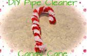 Riet van het suikergoed DIY Pipe Cleaner