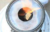 Hoe maak je een rookbom gemakkelijk