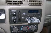 Auto stereo voorraad radio fake-out