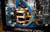 Gevaar Den / Tri-SLI Nvidia water gekoeld Gaming PC