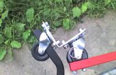 Het opbouwen van een sterke flexibele fiets aanhangwagen koppelstuk.